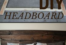 DIY Bedrooms / DIY projects and the how-to on repurposing your bedroom.