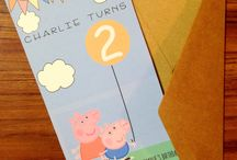 2nd birthday party / by Brooke Allen