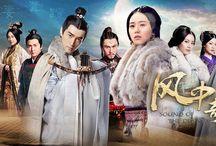 C ♥ Chinese drama / by Marie-Josee B