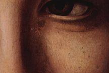 Ojos en el arte