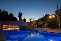 Villa Ciardi gia' Conti Curtopassi / Residenza storica tutelata dai beni culturali ,oggi prestigiosa sala per ricevimenti nuziali vip