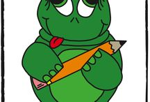 Friendship Frog / Friendship Frog teaches a child what a friend is. How a friend makes you feel and what friends do together. http://charactersofcharacter.org/index.php/friendship-frog/
