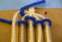 Vlna, pletení