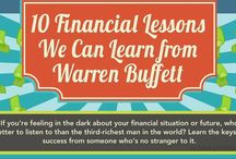 Money and Investing / Don't save what is left after saving, spend what is left after saving - Warren Buffet