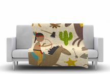 Blankets / Blankets by Petit Griffin found at Kess InHouse and Society6