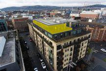 Penthouse Apartments / Penthouse apartment inspirations