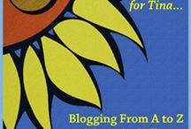 AtoZ Challenge Prompts 2015 on feelingfit.info
