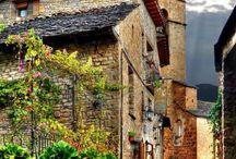Pyrenæerne, Spanien