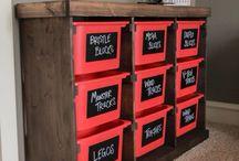 Organizing / by Rachel Watson