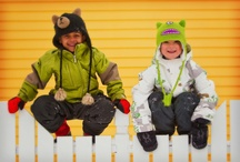 Kid Friendly ideas in Breck / Bringing your kid to Breck is something they'll never forget. Instead of fake plastic princesses, they'll get true Colorado experiences only a snowy winter could make.