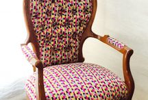 Tapicería / Muebles tapizados