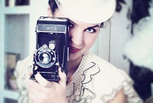 Love for the Camera  / by Lisa Darley-Graham