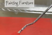 DIY furniture / by Melanie Smith
