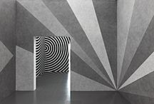 Sol LeWitt, Wall drawings, 1968-2007 Metz