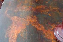 Pintura metalizada