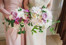 Spring Weddings // Karen Flower Photography