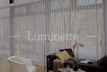 Luminette / Luminette / by Designer Window Fashions