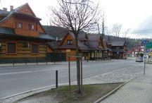 I visit my country - ZAKOPANE / POLAND / ZAKOPANE