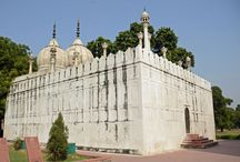 Moti Masjid of Red Fort - World Heritage Site