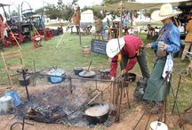 Chuck Wagon Cook-off | Chandler Festivals  / The annual Chuck Wagon Cook-off is a one of a kind cooking competition combining taste, smell, and sound from the old west!  http://www.visitchandler.com/events/chuck-wagon-cook-off/