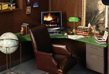Desk Decor and Organizing Ideas
