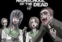 High School Of The Dead !!!