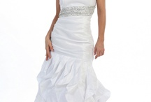 Affordable & Chic Wedding Dresses via BridalSassique / by BridalSassique.com