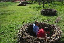 Gardening - Natural play