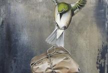 Jane Crisp NZ Artist
