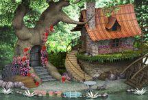 Fées jardins miniatures