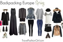 Europe / Ootd holiday
