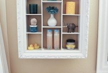 Bathroom ideas / by Jessie Yancey
