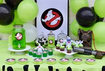 liams Ghostbusters party