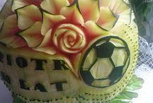 urodzinowe / arbuz urodzinowy