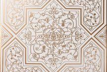 ornamental tiles