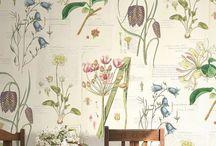 Botaniske tapeter