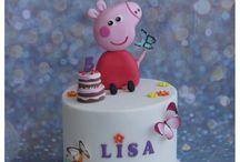 Peppa pig Cake / PimpMyCake