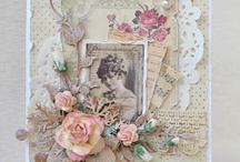 MY VINTAGE  / my cards and projects in style VINTAGE