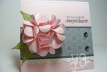 Cards - Mother's Day / Ideas for Handmade cards for Mother's Day