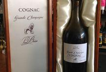 Cognac / It's about Cognac. Ever hear of it?