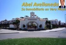 Jardines de Nuevo Vera / Fantástico lugar en Vera Playa, Almería, España, para pasar un verano fantástico en familia.
