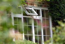 Aluminium Windows / Ideas and designs for casement and sash windows, made specifically in Thermal, Powder Coated Aluminium by the Joedan Group.