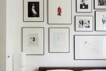 Home~Art display