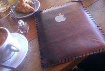 My leather crafts