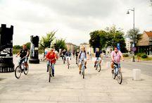 Cruising Krakow Bike Tours & Rentals / Bike Touring in and around Krakow, Poland