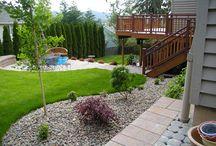 Backyard Ideas / by Rashon Bowman