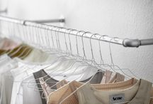 Closets and hangers