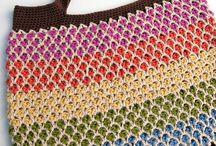 tejidos cosas para la casa / crochet