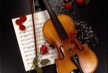 STRINGS / Apocalyptica to Vivaldi / by Rita Martinez