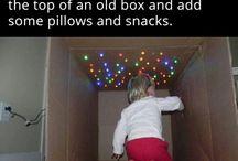 Fun with Kids & Christmas Lights